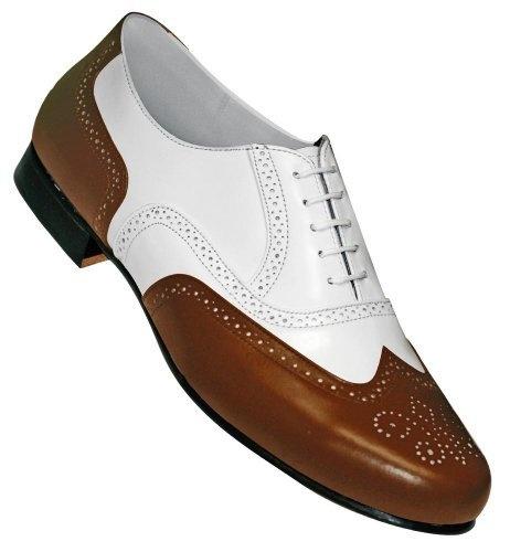 Aris Allen Brown & White Spat Style Wingtip, Size: 14 Aris Allen, http://www.amazon.com/dp/B005AW80HI/ref=cm_sw_r_pi_dp_xcSrrb1V5BF8J
