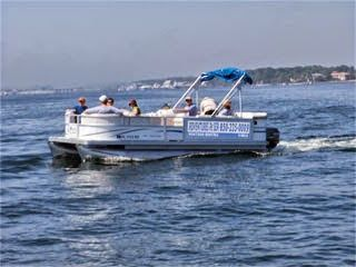 25 best ideas about pontoon boat rentals on pinterest for Panama city beach party boat fishing