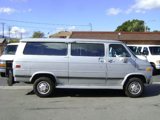 Cars for Sale: Used 1995 GMC G3500 Rally Wagon for sale in Corona, CA 92879: Van Details - 455271062 - Autotrader