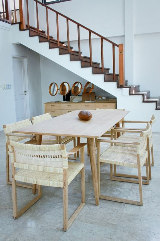 GDT157L Nordic Dining Table