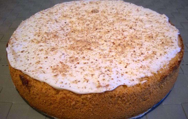 Krysy v Kuchyni: Bezlepkový Amaretto Cheesecake