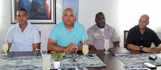 Policías de RD y Puerto Rico jugarán Copa Confraternidad