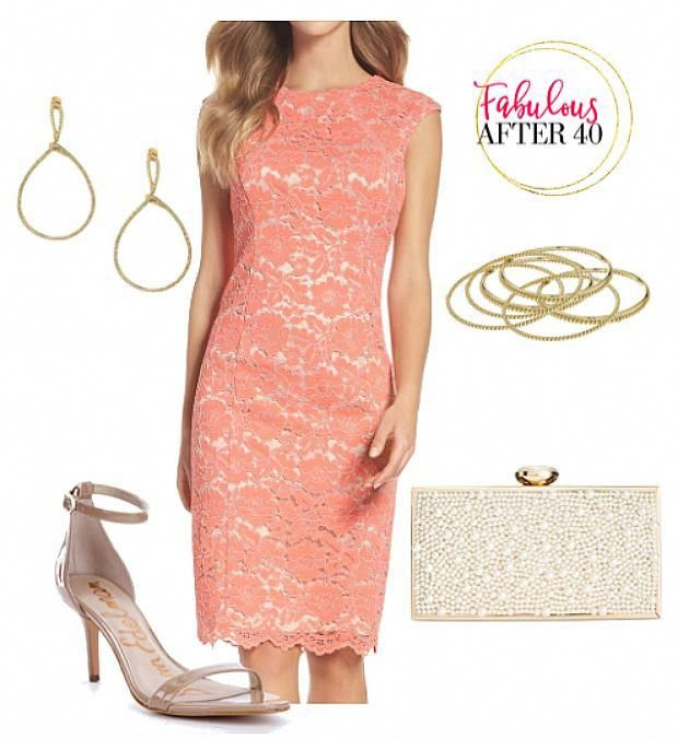 What To Wear To A Wedding Reception Over 40 Cocktail Dress Wedding Wedding Attire Guest Wedding Guest Outfit Spring