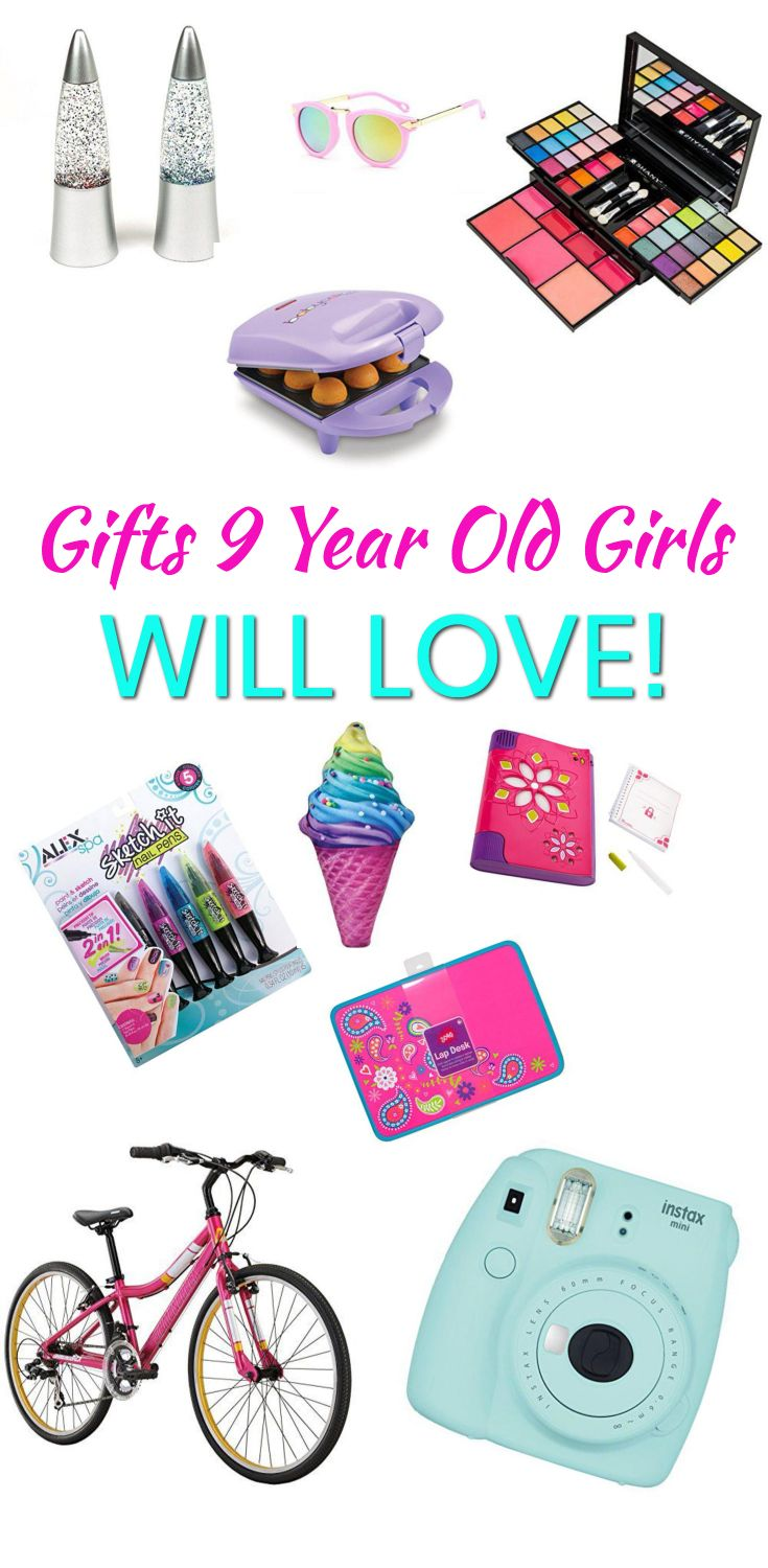 Best Gifts 9 Year Old Girls Will Love | Gift Guides | Pinterest ...