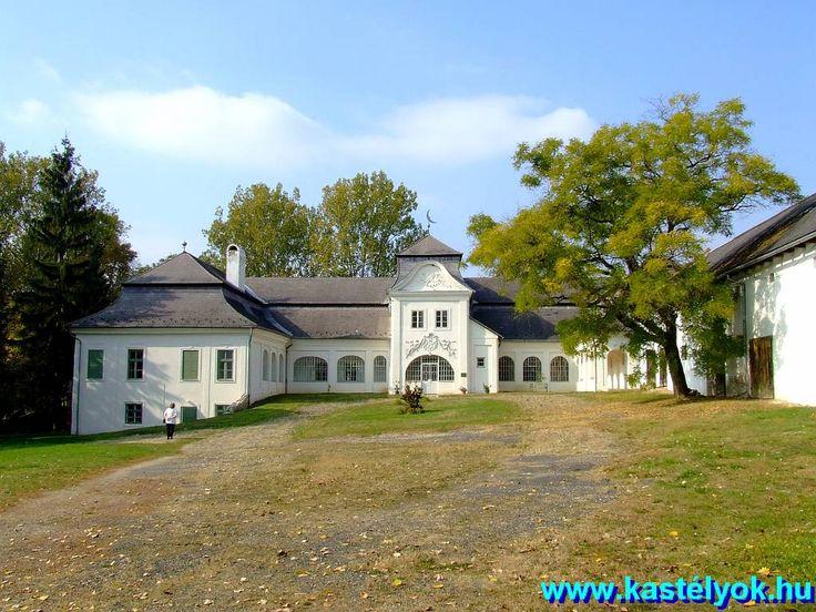 Fáy kastély - Fáj, Hungary