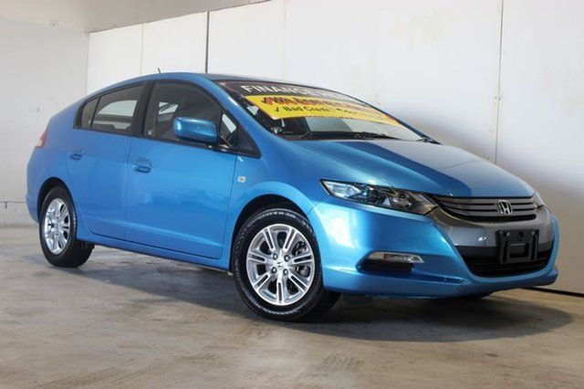 Southside Auto Auctions Brisbane Car Auctions Car of the Week 2010 Honda Insight VTi Hybrid Hatchback