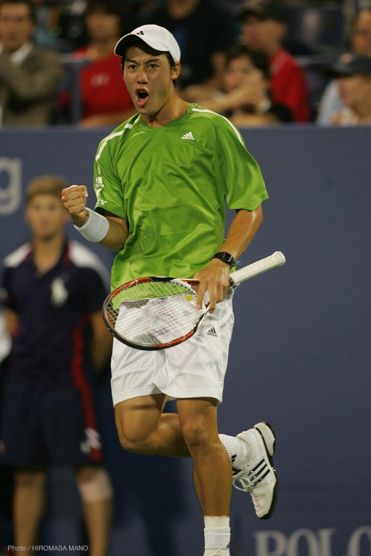 錦織圭 2008年、全米オープンテニスで日本人男子シングルスとして71年ぶりのベスト16進出