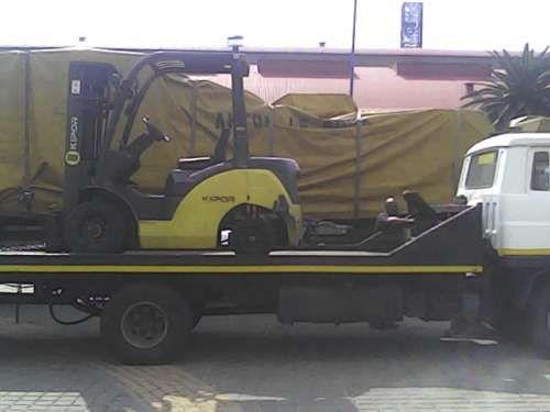 A rollback 6 ton