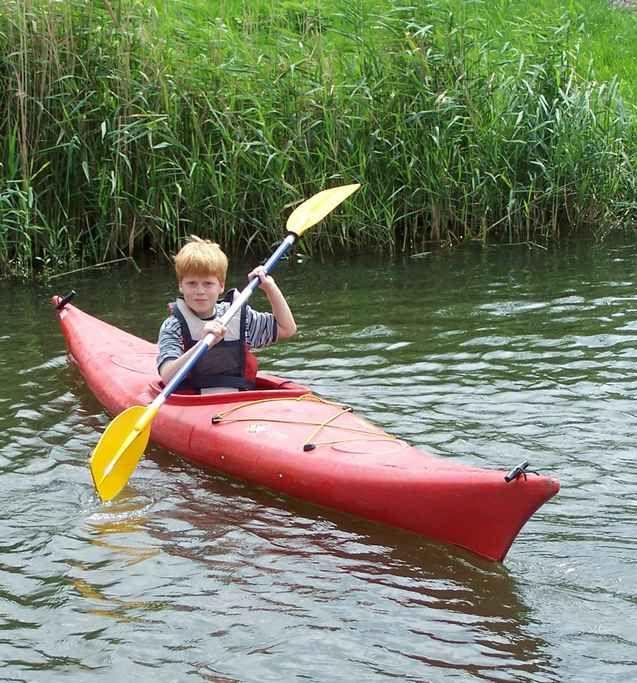 Kano, zeilboot, sloep, allemaal te huur bij Haddock! Leuk om te doen in Almere (achter 't Oor) en te varen of kanoën over het Weerwater