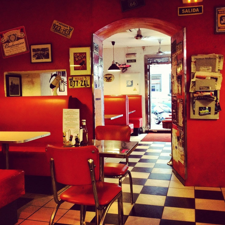 Best images about s diner decor on pinterest