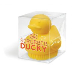 Little Boo-Teek - Stocking Fillers Scrubber Ducky Bath Brush $8.95 www.littlebooteek.com.au #littlebooteek #christmas #stockingfillers #presents #kids #baby