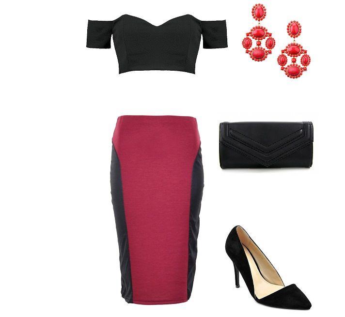 http://magazyn.modadamska.waw.pl/, Monashe, spódnica ołówkowa, ołówkowa spódnica, sexy stylizacja