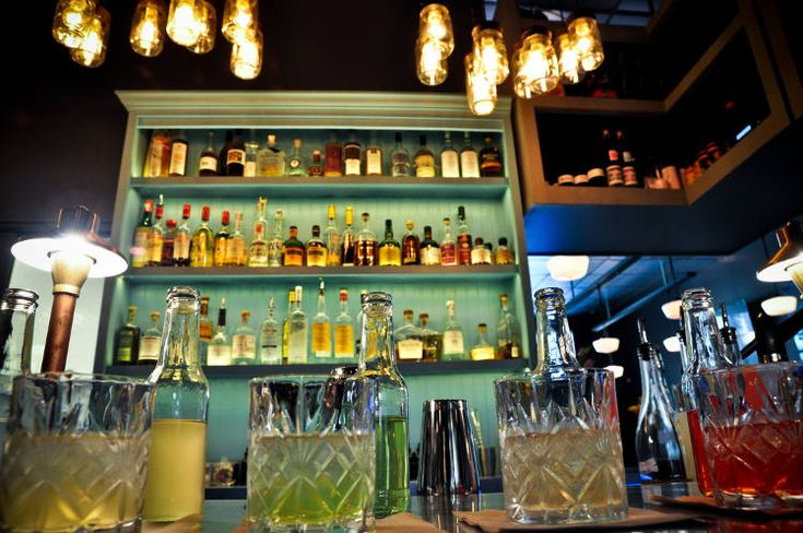 Cocktails at The Pharmacy. Image courtesy of The Pharmacy. http://www.lonelyplanet.com/usa/florida/travel-tips-and-articles/dining-beyond-disney-a-guide-to-orlandos-locavore-food-scene