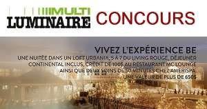 Concours Multi Luminaire Amerispa Bonne Entente