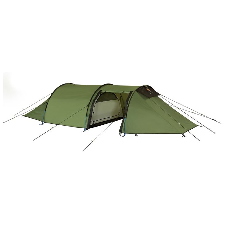 Wild Country Hoolie 2 ETC Tent - Green| Das Wild Country Hoolie 2 ETC ist großräumiges und sehr leichtes 2 Personen Zelt mit extra geräumiger Apside zur Unterbringung von Gepäck.