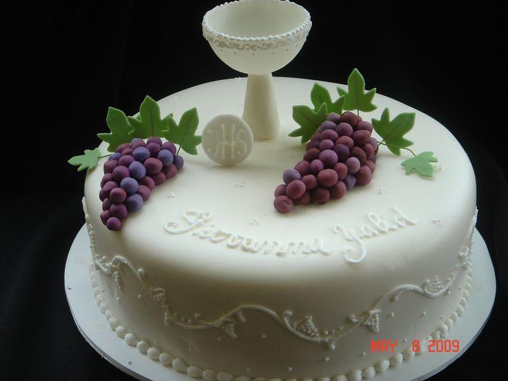 Icing grapes
