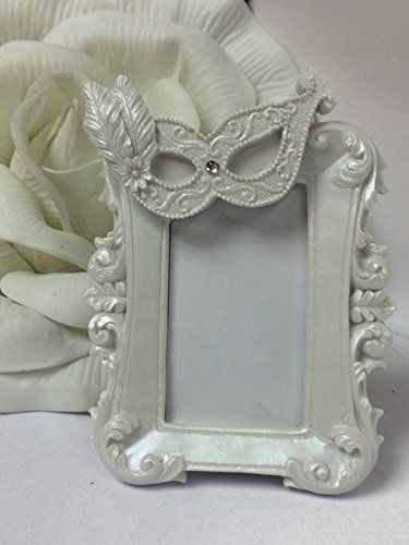 Mask Frame Masquerade Party Favor Keepsake Wedding Sweet
