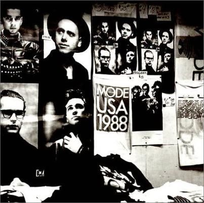 Everything Counts! Depeche Mode Live '101' Disc Album Artwork 1989 Syncpop New Wave Music UK CD ...
