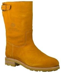 Gele Shabbies korte laarzen 202026 - Gele Shabbies korte laarzen 202026 online kopen bij Omoda Schoenen