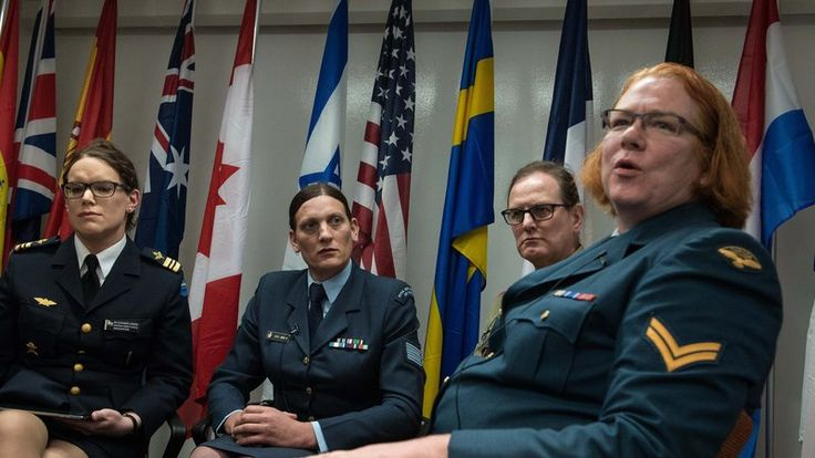 US military to accept transgender recruits after all...