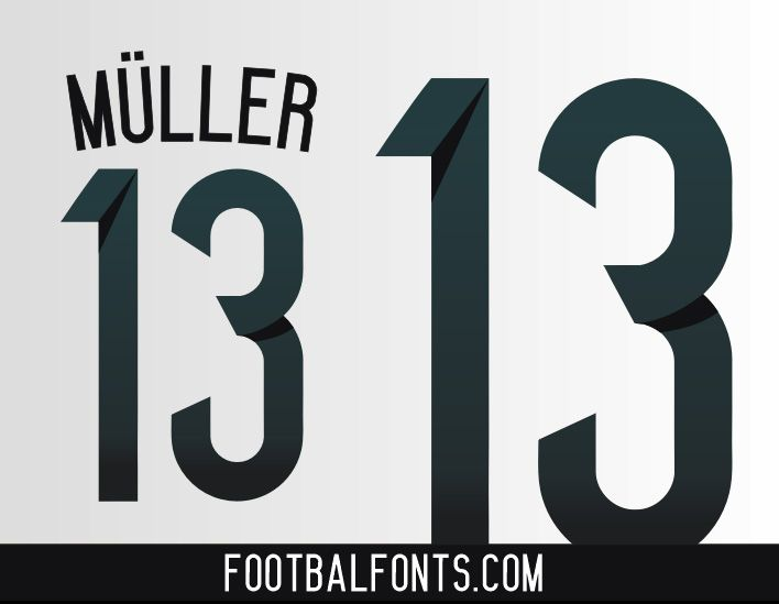 Adidas World Cup Font 2014 TTF & Vector | Football Fonts | World
