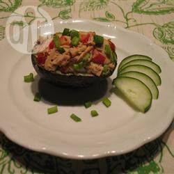 Avocado tapas @ allrecipes.com.au