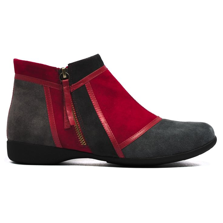Tibble by Django and Juliette #cinori #django #style #boot #boots #leather #ankleboot