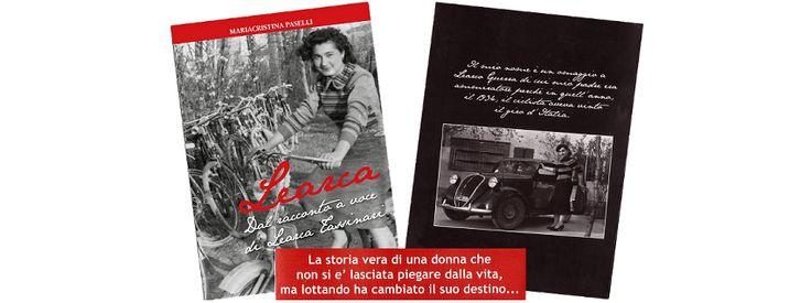il prossimo evento in store: sabato 29 dalle 17:00 Maria Cristina Paselli racconta il suo libro Learca