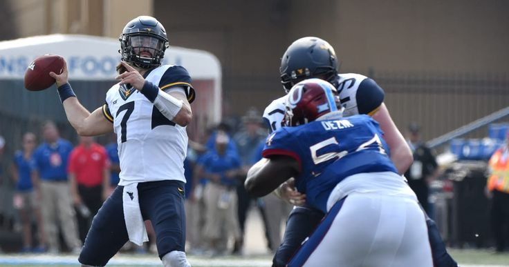 Will Grier leads what could be most productive offense in West Virginia history