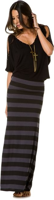BILLABONG ANINA MAXI SKIRT | Swell.com- $35 on sale (free shipping!)...the length is supposed to be long enough for us tall women!