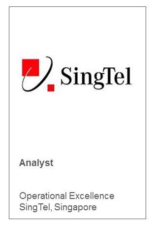 Analyst Operational Excellence SingTel, Singapore