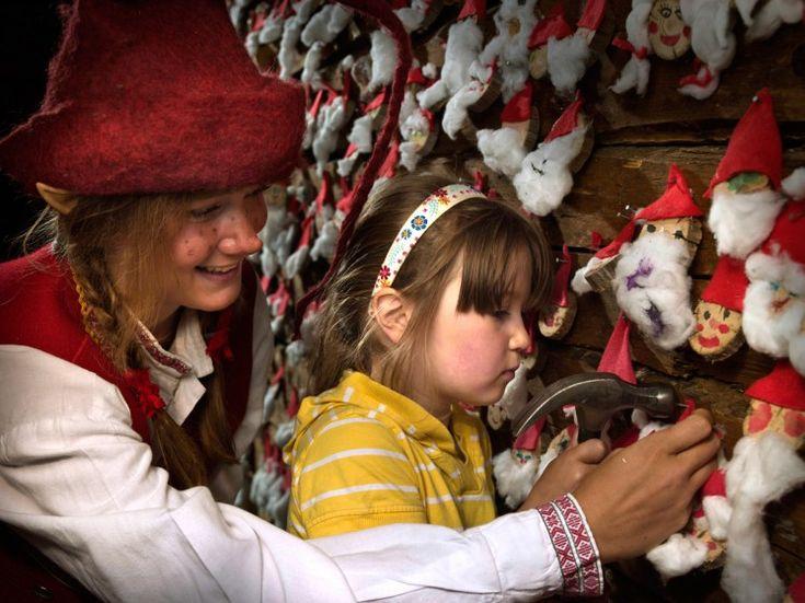Santa Park - Elf Workshop