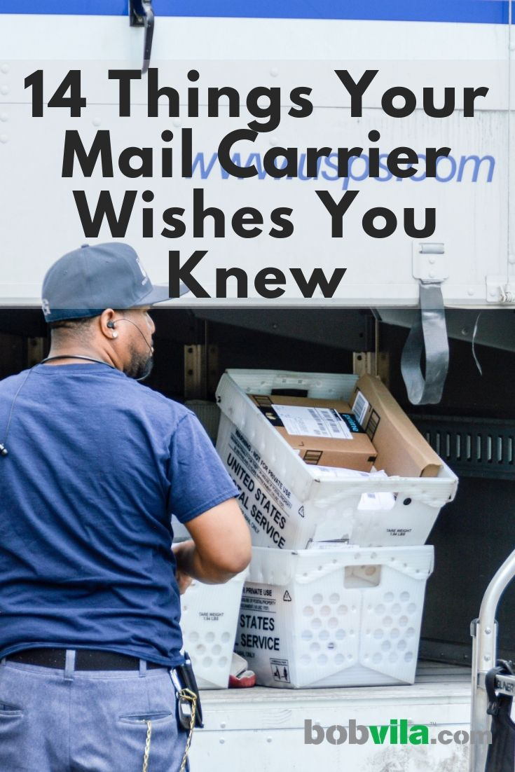 14 Things Your Mail Carrier Wishes You Knew Mail Carrier