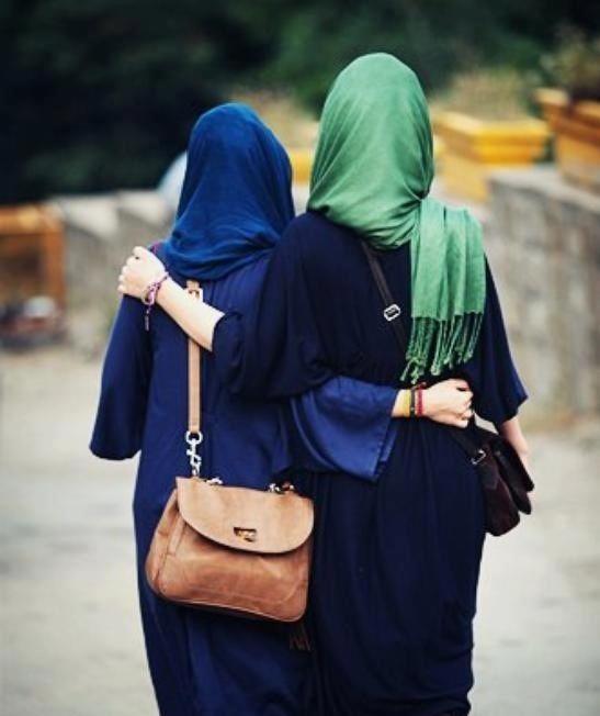 friends in hijab tumblr - Google Search