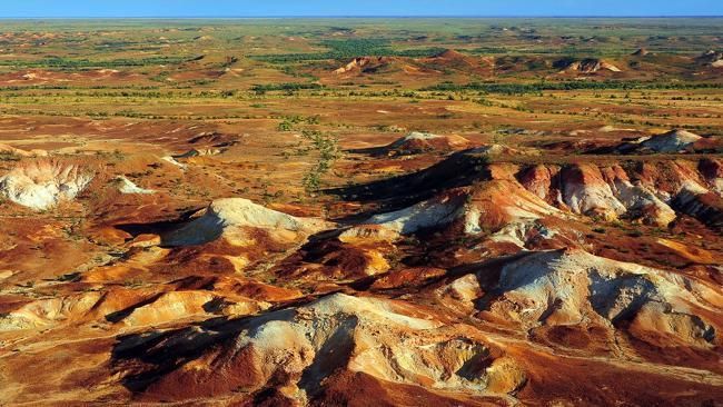 The Painted Desert, about 150km north of Coober Pedy, at Arckaringa Station. Ian Rolfe Photography