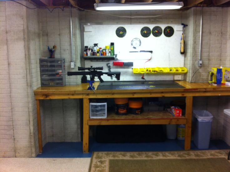 12 Best Images About Gun Work Bench On Pinterest