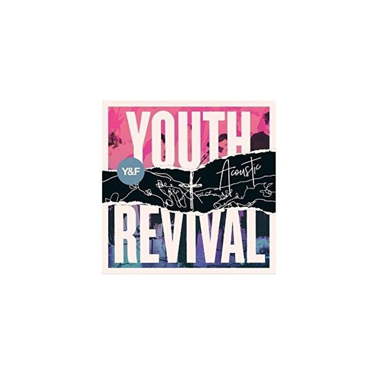 Hillsong Young & Free - Youth Revival Acoustic (Cd+dvd Pal Region 2)