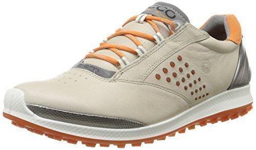 Oferta: 109.25€. Comprar Ofertas de Ecco Biom Hybrid 2 - Zapatos de golf para mujer, color naranja, talla 38 barato. ¡Mira las ofertas!