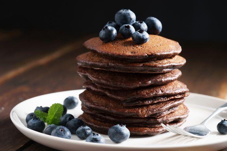 Diétás, csokis zabpalacsinta felesleges szénhidrát nélkül: villámgyorsan elkészül