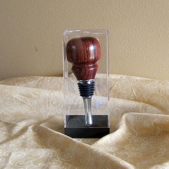 110 best images about bottle stoppers on pinterest wine for Purple wine bottles for sale