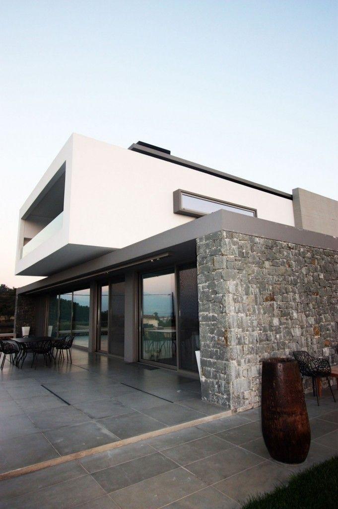 Les 25 meilleures id es de la cat gorie fa ades de maisons - La residence kitchel par boora architects ...