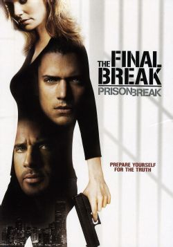 Prison Break: The Final Break (DVD).  (this is a movie - not a season of the show)