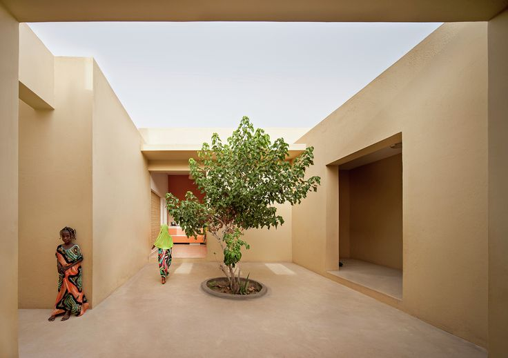 SOS Children's Village In Djibouti / Urko Sanchez Architects. Djibouti. Tropical Urban/Residential Architecture/Planning