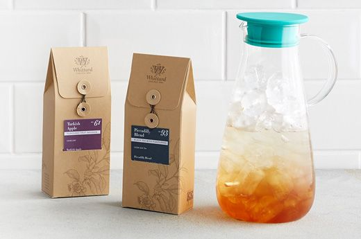 By ordering items worth £40 or more & using 'summer' voucher code at Whittard of Chelsea; get free iced tea jugs plus tea leaf.