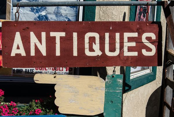 antiques price guides