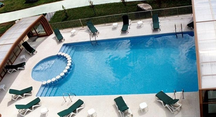 Hotel Val do Naseiro****, Viveiro. Desde 30€ pers/noche. #Galicia #SienteGalicia