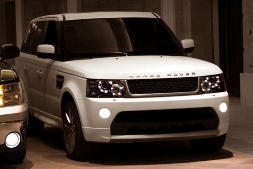 Matte White Range Rover. . . When i finish school, yes i think so!!