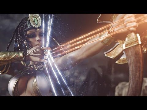 Two Minutes of Smite Xbox One Gameplay