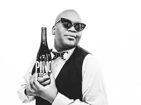 Unbreakable Kimmy Schmidt star Tituss Burgess announced the launch of his own Pinot Noir, Pinot by Tituss
