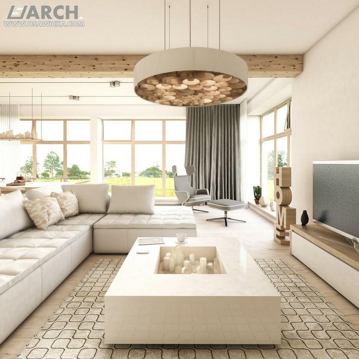 Residence. Living room. www.usawicka.com